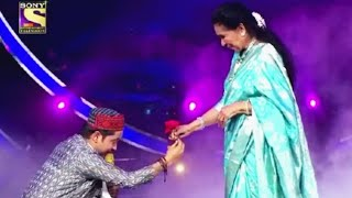 Pawandeep Ne Asha Bhosle Ke Liye Gaya Gaana Aur Kiya Dance, Asha Bhosle Kya Boli? | Indian Idol 12