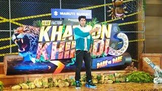 Varun Sood Grand Entry At Khatron Ke Khiladi 11 Launch