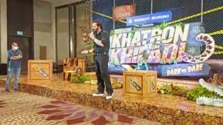 Rohit Shetty Ne Kaha Khatron Ke Khiladi 11 BEST Season Hai | Grand Launch Press Conference