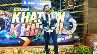 Vishal Aditya Singh Grand Entry At Khatron Ke Khiladi 11 Launch