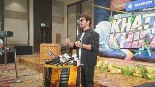 Arjun Bijlani Interview At Khatron Ke Khiladi 11 Launch