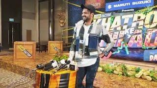 Vishal Aditya Singh Interview At Khatron Ke Khiladi 11 Launch