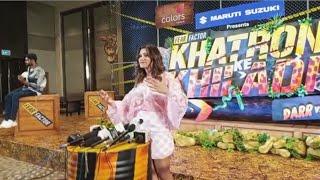 Aastha Gill Interview At Khatron Ke Khiladi 11 Launch