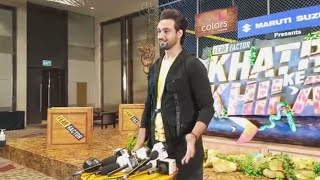 Sourabh Raaj Jain Interview At Khatron Ke Khiladi 11 Launch