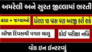 Latest jobs in gujarat 2020 latest jobs in amreli and surat sarkari bharti 2020