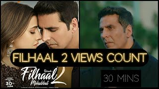 Filhaal 2 Mohabbat Song Record Breaking Views Count In 30 Mins, Gaano Ka Baahubali 2 Hai Ye