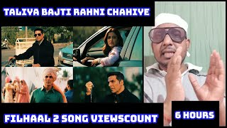 Filhaal 2 Mohabbat Song Views Count In 6 Hours, Fastest Bollywood Song To Touch 1 Million Likes