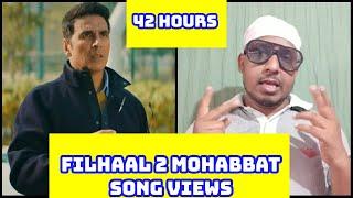 Filhaal 2 Mohabbat Song Views Count In 42 Hours, Abhi To Bas Shuruvaat Hai