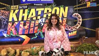 Aastha Gill - Full Interview - Khatron Ke Khiladi Season 11 Launch