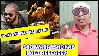 Sooryavanshi Movie Kab Release Hogi? Rohit Shetty Ne Diya Jawaab