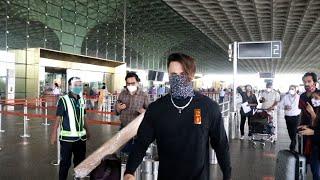 Mumbai Airport Par Dikha Asim Riaz Ka Swag - Watch Video