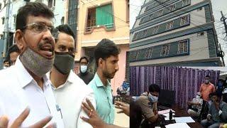 Reporters Ko Gaali Dene Par Hospital Par Hua Case Book | Hospital Ki Ilegal Building Hui Seized |