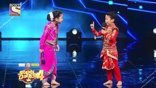 Super Dancer 4 Promo | Pari Aur Soumit Ke Romantic Dialogues Se Sare Hasi Se Hue Lot Pot