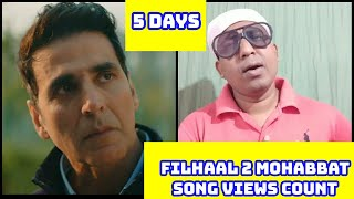 Filhaal 2 Mohabbat Song Views Count In 120 Hours, Akshay Kumar Song Is Chartbuster Now