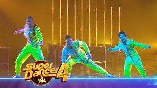 Super Dancer 4 NEW Promo | Sanchit Vartika Ke Sath Tiger Pop Ka Dhasu Performance, Standing Ovation