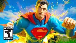 Fortnite Superman Trailer