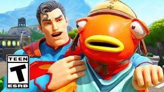 FORTNITE SUPERMAN FISHSTICK TRAILER