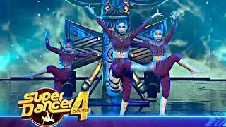 Super Dancer 4 | Neerja Aur Super Guru Bhawna Ke Sath Masoom Ka Super Performance