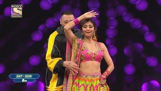 Super Dancer 4 Promo Video   Genda Phool Par Badshah Aur Shilpa Shetty Ka Performance