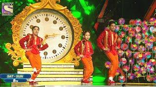 Super Dancer 4 Promo Video   Florina - Tushar Shetty Aur Ditya Ki Hip Hop Lavani