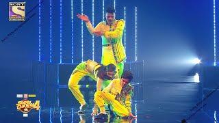 Super Dancer 4 Promo Video   Vartika - Sanchit Ke Sath Tiger Pop Ka Performance