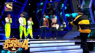 Super Dancer 4 Promo Video   Vartika Sanchit Aur Tiger Pop Ka Dhamakedar Performance