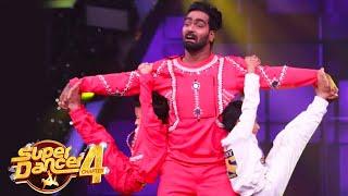 Super Dancer 4 | Soumit Aur Super Guru Vaibhav Ke Sath Akshit Ki Masti | Behind The Scenes