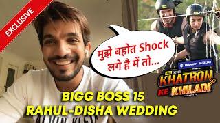 Khatron Ke Khiladi 11 : Arjun Bijlani Talks On Darr, Divyanka Tripathi, Rahul-Disha Wedding & More