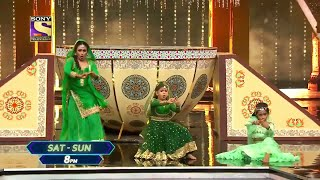 Super Dancer 4 Promo   Esha Mishra, Sonal Aur Rupsa Ka Classical Performance
