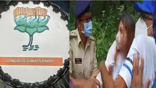 We just went with cakes so that defected MLAs could celebrated, What's wrong in that?- AAP