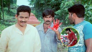 Krack Malayalam Movie Scenes   Atul Kulkarni & Subbaraju Blackmails Ravi Teja