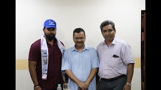 Goa needs change and to bring the change AAP is the solution. AAP will solve our taxi issue: Chetan