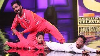 Super Dancer 4 | Saksham Bana SONY TV, Vaibhav Aur Soumit Ka FUNNY Performance