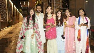 Rahul Vaidya & Disha Parmar Ki Mehendi Ceremony | DisHul Wedding