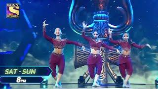 Super Dancer 4 Promo | Neerja, Bhawna Ke Saath Masoom Narzary Ka Jabardast Performance
