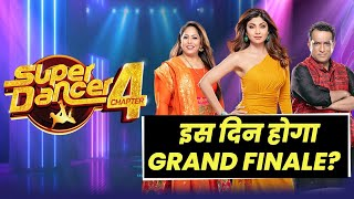 Super Dancer 4 GRAND FINALE Is Din Hoga?   Shilpa Shetty, Geeta Kapoor, Anurag Basu