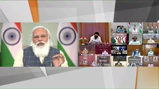 PM Modi's closing remarks at meeting with Chief Ministers of 6 states on COVID-19 situation | PMO