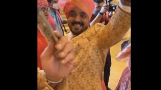 Rahul Vaidya Ki Nikli Barat, Dost Toshi Ka Hungama | Rahul Vaidya - Disha Parmar Wedding