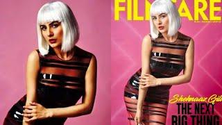 Filmfare Magazine Par Jhalki Shehnaaz Ki Tasveer, Bada Naam Ban Gayi Shehnaaz