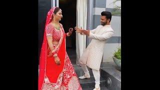 """Rahul Vaidya Screaming """"Meri Dulhan Kaha Hai""""   Rahul - Disha Ki Shaadi"""