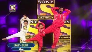 Super Dancer 4 Promo | Vaibhav, Soumit Aur Saksham Ka FUNNY SONY TV Performance