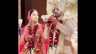 Rahul Vaidya Singing For Disha Parmar At Wedding | Rahul Disha Ki Shaadi