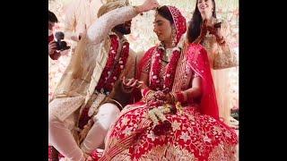 Rahul Vaidya Ne Bhara Disha Ke Mang Me Sindoor | Rahul Disha Ki Shaadi