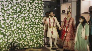 Rahul Vaidya & Disha Parmar Interview After Wedding | DisHul Marriage