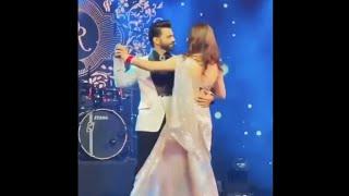 Rahul Vaidya And Disha Dance Performance At Wedding Reception