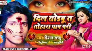 2021- #Bewafai_Song - दिल तोरबू त तोहरा पाप परी - Dil Torbu Ta Tohara Pap Pari - Raushan Raju