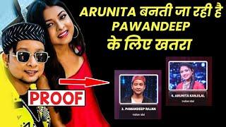 Indian Idol 12 | Pawandeep Ke Liye Arunita Ban Rahi Hai Khatra, Dekhiye Proof