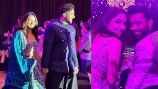 Aly Goni Aur Jasmin Bhasin Hathon Me Haath Dale Rahul - Disha Ke Reception Par Dikhe