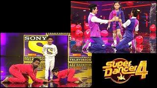 Super Dancer 4 Promo   Soumit - Vaibhav - Saksham VS Pari - Pankaj - Akshit