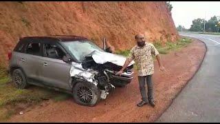 Major accident at Canacona last night